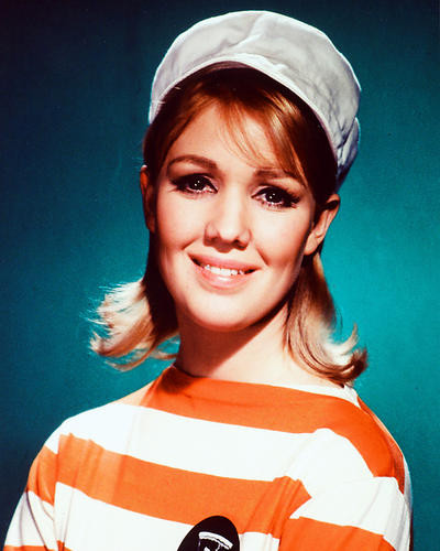 This is an image of 255836 Annette Andre Photograph & Poster