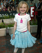 This is an image of 255921 Dakota Fanning Photograph & Poster