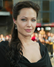 This is an image of 255956 Angelina Jolie Photograph & Poster