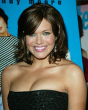 This is an image of 256008 Mandy Moore Photograph & Poster
