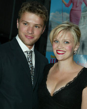 This is an image of 256102 Reese Witherspoon & Ryan Phillippe Photograph & Poster