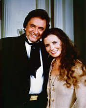 This is an image of 256111 Johnny Cash Photograph & Poster