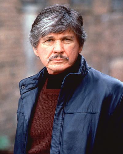 This is an image of 256370 Charles Bronson Photograph & Poster