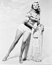 This is an image of 170299 Anita Ekberg Photograph & Poster