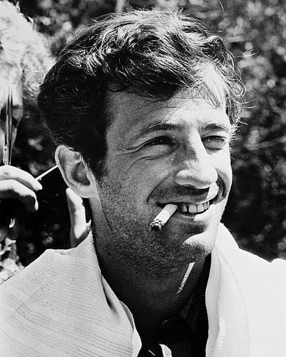 This is an image of 170347 Jean-Paul Belmondo Photograph & Poster
