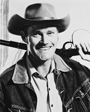 This is an image of 170537 Chuck Connors Photograph & Poster
