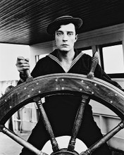This is an image of 170552 Buster Keaton Photograph & Poster