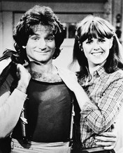 This is an image of 170749 Mork and Mindy Photograph & Poster