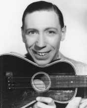 This is an image of 173159 George Formby Photograph & Poster