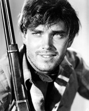 This is an image of 173195 Jeffrey Hunter Photograph & Poster