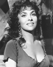 This is an image of 173209 Gina Lollobrigida Photograph & Poster