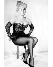 This is an image of 173309 Barbara Windsor Photograph & Poster