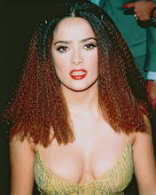 This is an image of 243362 Salma Hayek Photograph & Poster