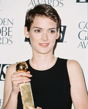 This is an image of 243455 Winona Ryder Photograph & Poster
