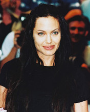 This is an image of 244095 Angelina Jolie Photograph & Poster
