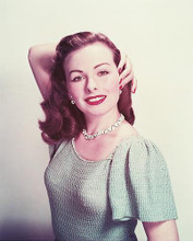 This is an image of 244382 Jeanne Crain Photograph & Poster