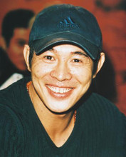 This is an image of 244497 Jet Li Photograph & Poster