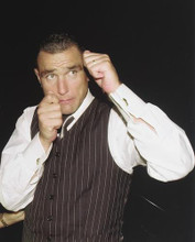This is an image of 244881 Vinnie Jones Photograph & Poster