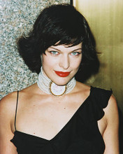 This is an image of 244882 Milla Jovovich Photograph & Poster