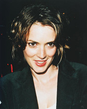 This is an image of 244976 Winona Ryder Photograph & Poster
