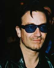 This is an image of 245450 Bono Photograph & Poster