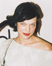This is an image of 245580 Milla Jovovich Photograph & Poster