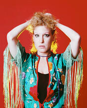 This is an image of 245619 Bette Midler Photograph & Poster