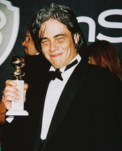 This is an image of 245869 Benecio Del Toro Photograph & Poster