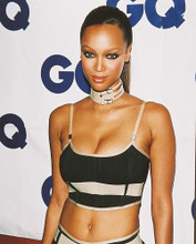 This is an image of 245942 Tyra Banks Photograph & Poster