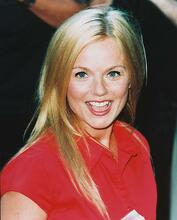 This is an image of 246049 Geri Halliwell Photograph & Poster