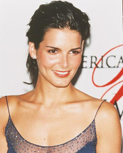 This is an image of 246052 Angie Harmon Photograph & Poster