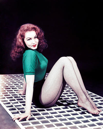 This is an image of 246135 Julie Newmar Photograph & Poster