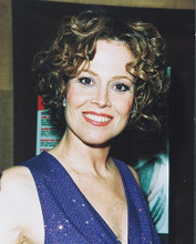 This is an image of 246225 Sigourney Weaver Photograph & Poster