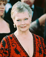 This is an image of 246415 Judi Dench Photograph & Poster