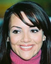This is an image of 246513 Martine McCutcheon Photograph & Poster