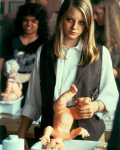 This is an image of 256707 Jodie Foster Photograph & Poster