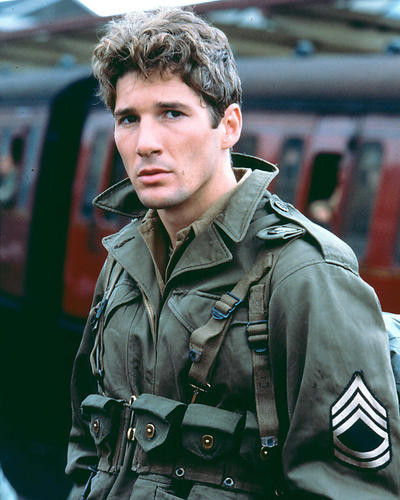 This is an image of 256715 Richard Gere Photograph & Poster