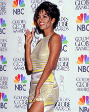 This is an image of 258149 Halle Berry Photograph & Poster