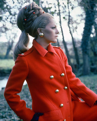 This is an image of 258262 Virna Lisi Photograph & Poster