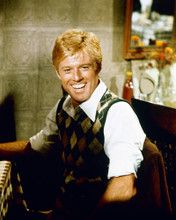 This is an image of 258315 Robert Redford Photograph & Poster