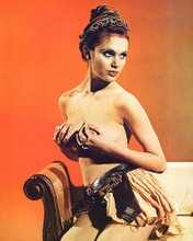 This is an image of 258333 Madeline Smith Photograph & Poster