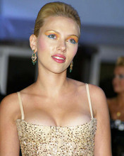 This is an image of 258370 Scarlett Johansson Photograph & Poster