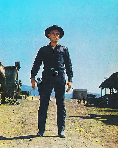 This is an image of 258434 Yul Brynner Photograph & Poster