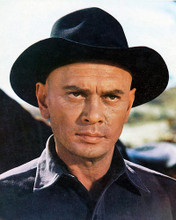 This is an image of 258435 Yul Brynner Photograph & Poster