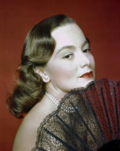This is an image of 258476 Olivia De Havilland Photograph & Poster