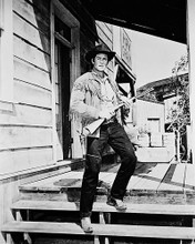 This is an image of 171725 Clint Walker Photograph & Poster
