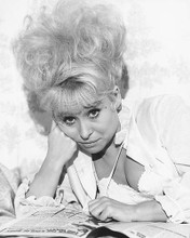This is an image of 173579 Barbara Windsor Photograph & Poster