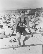 This is an image of 173985 Buster Crabbe Photograph & Poster