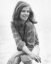 This is an image of 174055 Charlotte Rampling Photograph & Poster