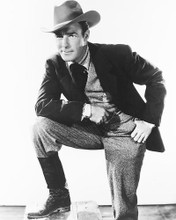 This is an image of 174280 Randolph Scott Photograph & Poster